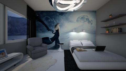 bedroom  - Modern - Bathroom - by Audrey17