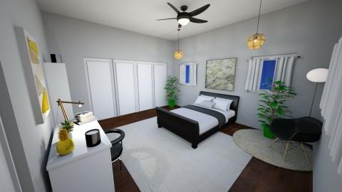 My Bedroom - by shelby_rinaldo_