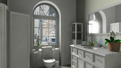 bathroom private - Classic - Bathroom - by Maria_Julia