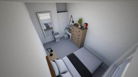HM2 - Bedroom - by treacyf3