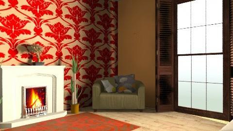 Sarah Dixon - Rustic - Living room - by SarahLou