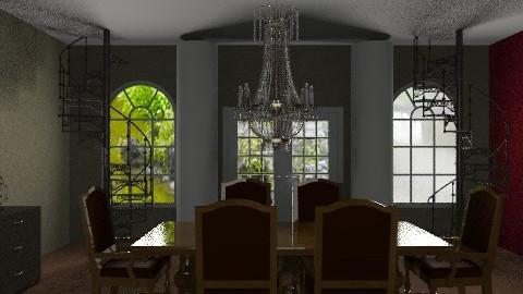 sala jantar2 - Classic - Dining room - by joao alberto
