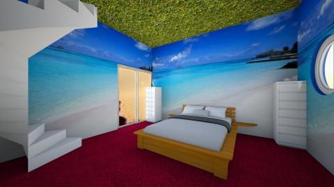 coarto do samu - Bedroom - by Su Martins