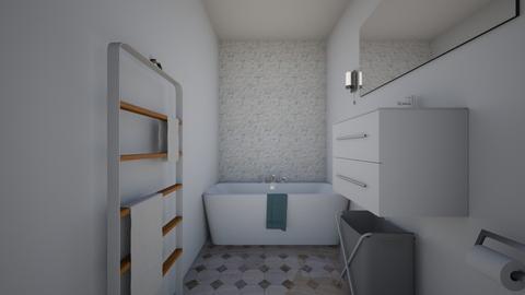 tzumpi - Bathroom - by mirunab