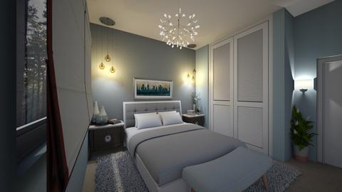 Bedroom Paint_remix - Bedroom - by ayudewi382
