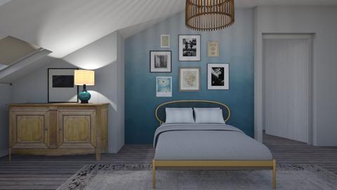 Bedroom - Vintage - Bedroom - by tolo13lolo