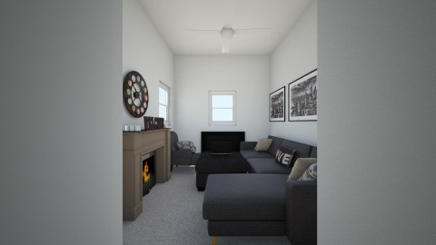 cute - Living room - by nandabear