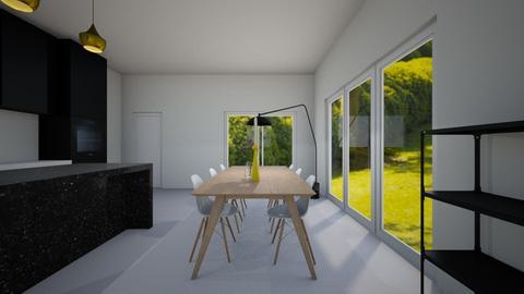 Iepenlaan - Modern - Living room - by ahilverda