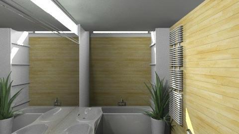 minimal - Minimal - Bathroom - by bethcot