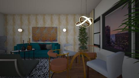 MB 10f apartment - Glamour - by Raymond Hill_Crate and Barrel_SFCA