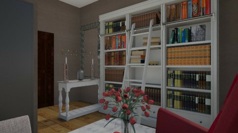 Modern Essence - Modern - Living room - by jlove9449
