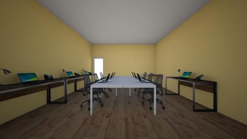 Sales Room warehouse in - Office - by jedwards4g