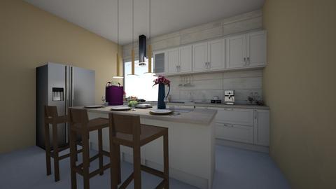 my kitchen - by Anna_be