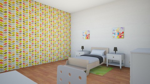Child_Room - Kids room - by Silva_Forest