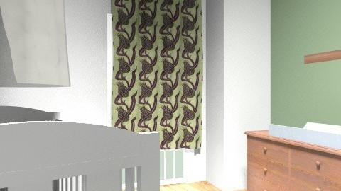 jr kamer - Eclectic - Kids room - by cpcfritz