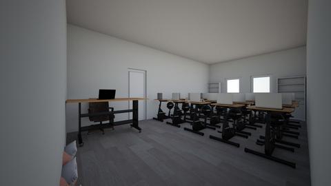 classe de thalie - Office - by camille1234