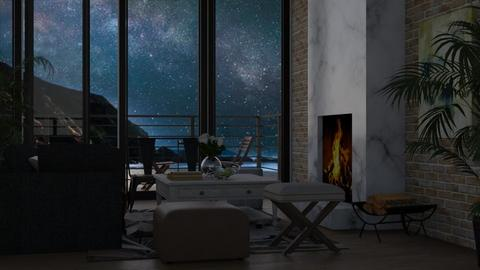 Night Sky - Modern - Living room - by millerfam