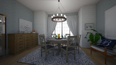 bdr - Dining room - by dena15