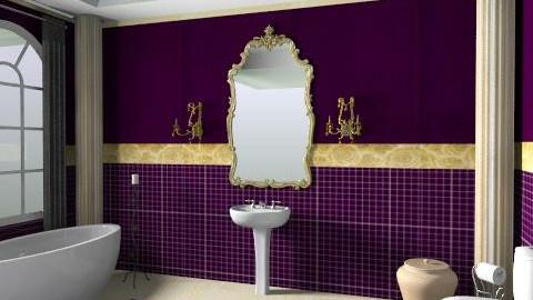 Luxurious Bathroom - Eclectic - Bathroom - by haSo0n
