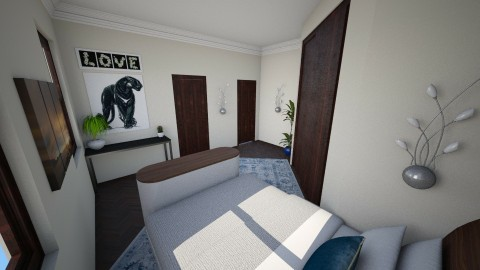 MasterBedroom - by MasterDarkstone