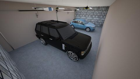 Garage - Modern - by micarlie