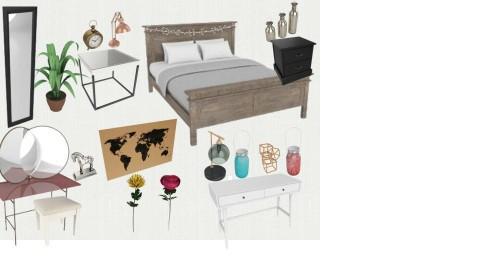 Bedroom - by Laurensanday7