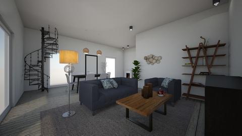 vakantiewoning - Living room - by Sarah De Clercq