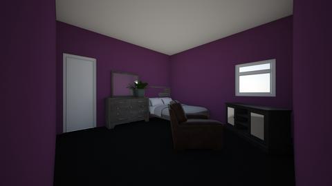 1 room - Bedroom - by MrDonnie