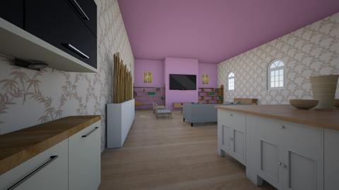 contest bamboo - Kitchen - by designermap