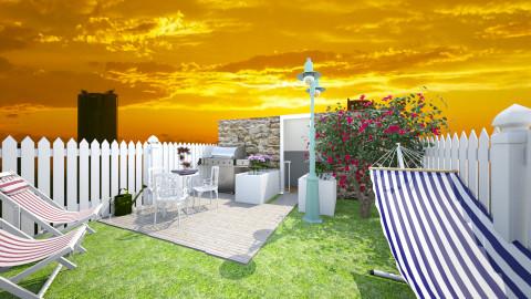 roof garden - Garden - by trAnsu