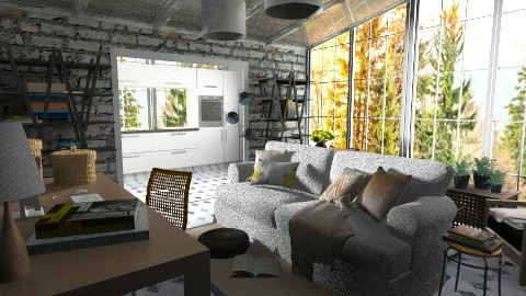 Cosy - Country - by hetregent