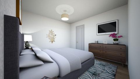 dormitor 3 - Modern - Living room - by Vasile Bianca Rozalia