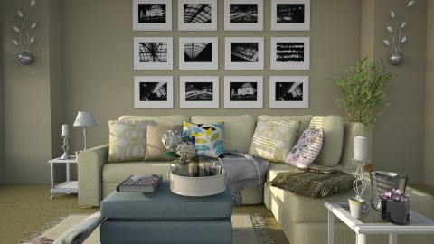 memory room - Living room - by elinahmilly