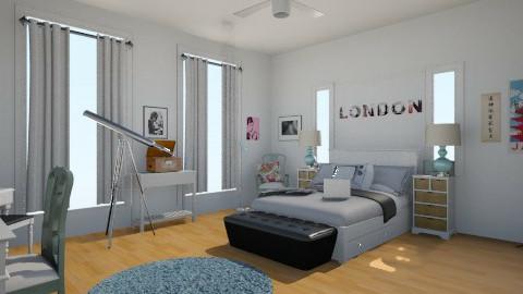 Idk - Bedroom - by kitkatscat