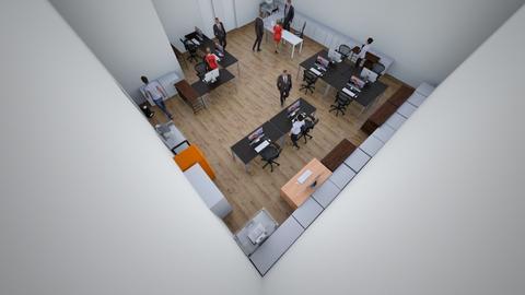 ruangan opsi ke 4 - Office - by ansoriva24