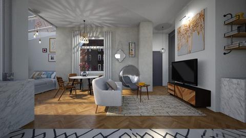 apartment - Feminine - by tolo13lolo