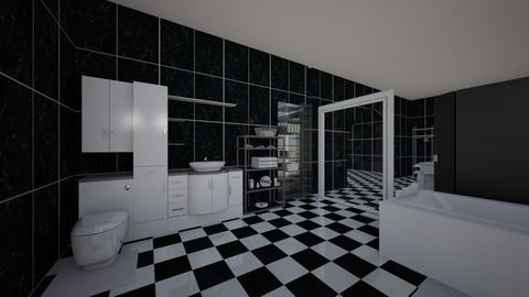 Bathroom angle 2 - Classic - Bathroom - by Yokeyyok