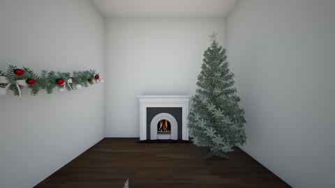 christmas home - by Jack Bodington