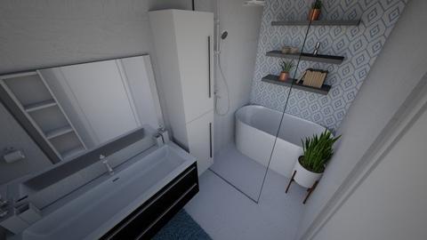 roe - Bathroom - by marask92