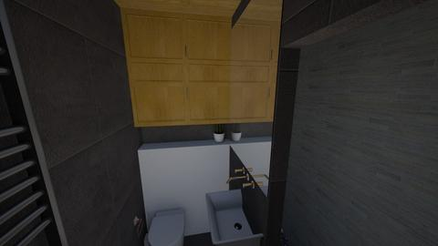 New height s full mirror - Bathroom - by RachDyer