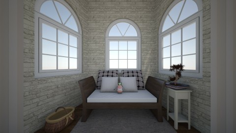 Window Seat  - Rustic - by deleted_1519083446_GHinteriordesign