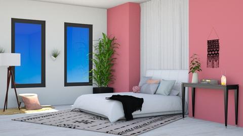 Minimalist sort of - Bedroom - by Yate