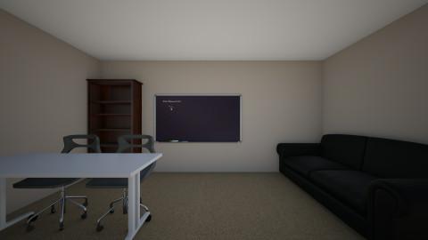 school study room - Office - by Emily Eicher