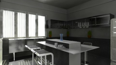 Futura Cozinha - Classic - Kitchen - by belle22