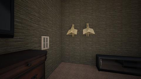Blakes Bedroom - Bedroom - by JravisB_01