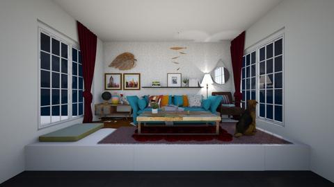 hideaway - Living room - by thomanjenna
