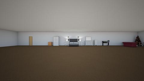 1 Danna Gelvez - Bedroom - by McClintock