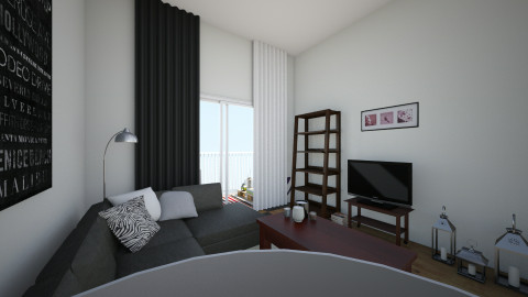 new home - by Irida Niko