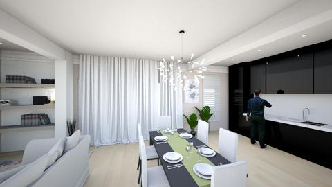ANTONIO  LIVING ROOM - Living room - by TatjanaVagizova