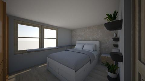 My badroom - Bedroom - by Julia_7887